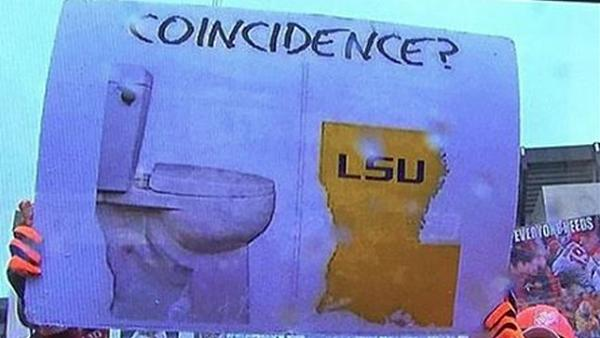 Click image for larger version.  Name:gameday sign LSU.jpg Views:20 Size:194.7 KB ID:14281
